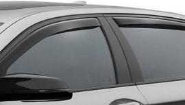 Protiprievanové deflektory na okná automobilov
