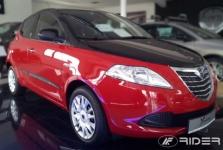 Bočné ochranné lišty Lancia Ypsilon roky 2013 ...