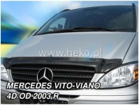 Deflektor kapoty Mercedes Vito / Viano 2003-2014