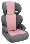 Detská autosedačka Basic (ružová)