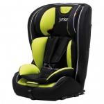 Detská autosedačka Premium Plus (zelená)