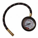 Manometer - pneumerač s hadičkou (11bar)