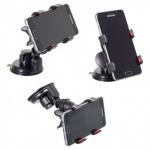 Držiak telefónu a GPS - Double clip