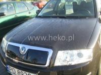 Zimná clona chladiča Škoda Superb I. 2002-2006