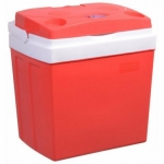 Autochladnička 30l (červená)