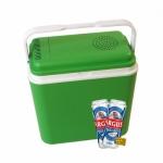 Autochladnička 24l (zelená)