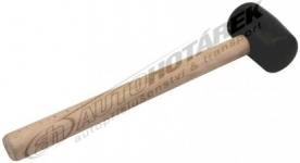 Gumová palička 0,40 kg (čierna)