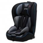 Detská autosedačka Premium Plus (sivá)