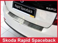 Ochranná lišta hrany kufra Škoda Rapid 2012- ...