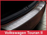 Ochranná lišta hrany kufra VW Touran 2010-2015