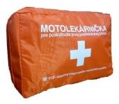 GRAND X MOTO lekárnička oranžová