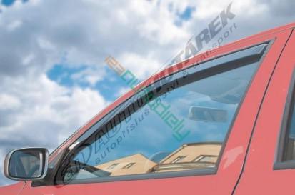 Deflektory okien VW Golf V. 2004-2009 (5 dverí) predné