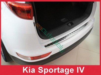 Ochranná lišta hrany kufra Kia Sportage 2016-